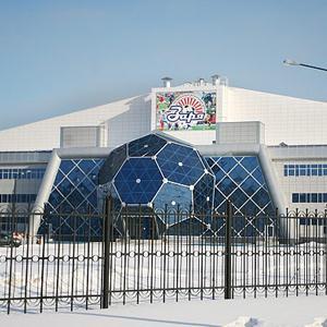 Спортивные комплексы Курсавки
