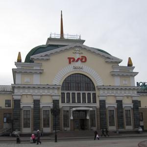 Железнодорожные вокзалы Курсавки